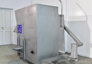 Meat Grinder 200Mm With Loading