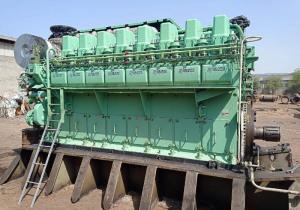 Niigata Main Engines 8L28HX * 2 pcs for sell