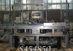 Labeler, Pressure Sensitive, Krones, Autocol, 110 Bpm,