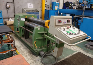 Plate rolling machine IMCAR - 4RH 100 4/1 4 roll hydraulic plate bender 1000 x 10 mm 6434
