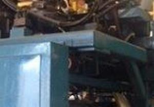 Sterling Dual 5 Lb. Machine de moulage par extrusion-soufflage à tête programmable