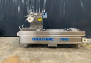 Thermoformeuse Multivac R140