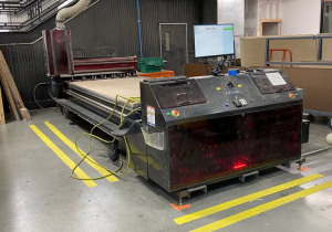 Thermwood CutReady Cut Center CNC Router (USED, 2014)