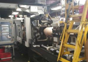 Used 400 Ton Cincinnati Mh400 Injection Molding Machine