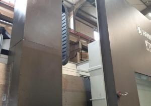 Kuraki KBT-13 CNC Horizontal Boring / Milling Machine