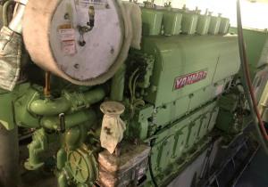 Yanmar 6EY18L marine generator sets