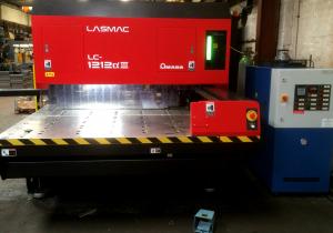 Amada  LC1212 Alpha III 2kw laser cutting machine