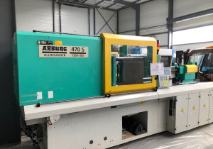Arburg 130T 470 S 350 Injection moulding machine
