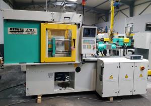 Arburg 270C-400-100 + piker HS 500 S Injection moulding machine