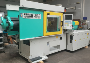 Arburg 420C-1300-350 Injection moulding machine