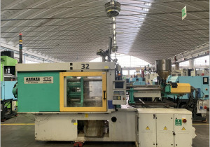 Used ARBURG 470 C 2000-675 Injection moulding machine