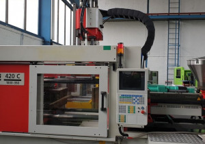 ARBURG Allrounder 420C 1000-350-60 Injection moulding machine
