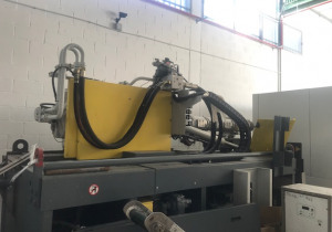 Battenfeld HM 8000/ 4500 Injection moulding machine