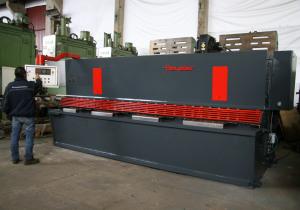 Beyeler 4100 x 16 Hydraulic NC Plate Shear
