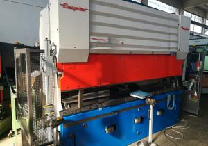 Beyeler pr 6 3100 mm x 100 ton