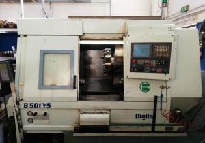 Used Biglia B 501 YS Multispindle automatic lathe