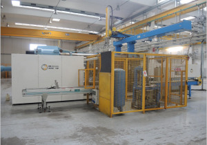 Bm Biraghi SINTESI 1300/13680 Injection moulding machine