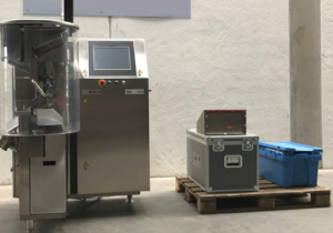 Bosch KKE 2500S Capsule weighing system