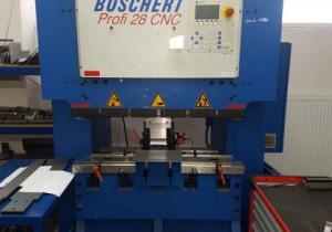 Boschert Profi 28 CNC metal press