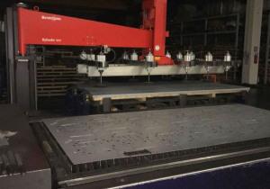 BYSTRONIC BYSPEED 3015 5200 W laser cutting machine