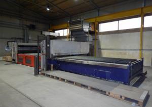 BYSTRONIC BYSTAR 4020 laser cutting machine