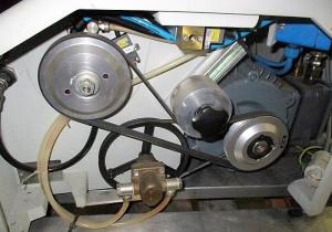 2003 WAB TURBULA Dyno Mill Multilab