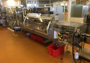 CAM HV Cartoning machine