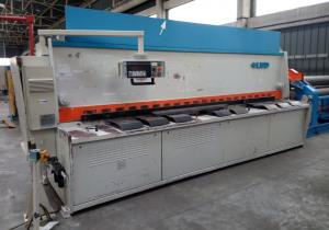 LVD 4000x6 Shear / guillotine CNC