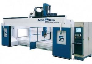 CMS Ares 48/18 Fanuc