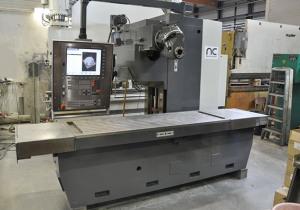 CORREA A16 cnc universal milling machine