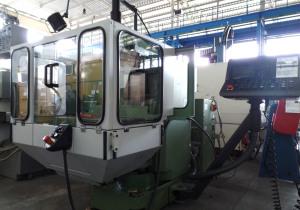 Deckel FP 2A Universal CNC Milling Machine