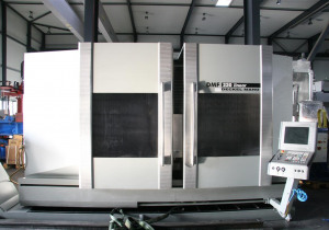 Deckel Maho DMF 220 Linear Machining Center - Vertical