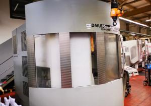 DECKEL- MAHO DMU 80 monoBLOCK Machining center - 5 axis