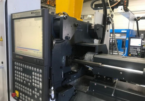 Demag 210T 580 600 SYSTEC SERVO Injection moulding machine