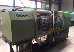 Demag 80T ERGOTECH COMPACT 800 - 310 Injection moulding machine