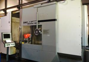 DMG  DMC 70 H Duoblock Machining center - horizontal