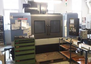 Doosan DNM 650 II Machining center - vertical