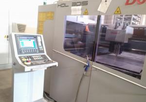 DURMA HD-L 3015 CO2 lasser cutting machine