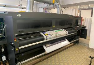 Overhauled Efi Vutek GS 3250 R large format plotter