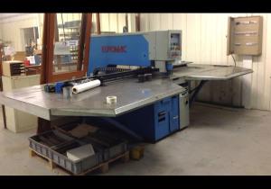 Euromac CX 1000/300 Punching machine / nibbling machine with CNC
