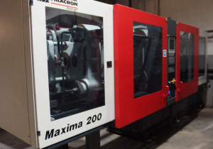 Ferromatik Milacron MAXIMA 200 Injection moulding machine