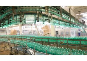 Capacity: 16 500 Bottles/h