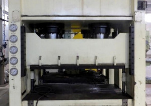 FINE AL TECH DHAP6-6BH 250 t metal press