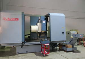 Used GUALDONI GV 400 Machining center - vertical