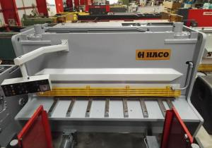 HACO TSL 3000x20 hydraulic shear