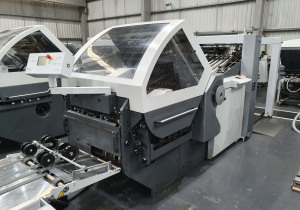 Heidelberg Stahl KH66-4KTL folding machine
