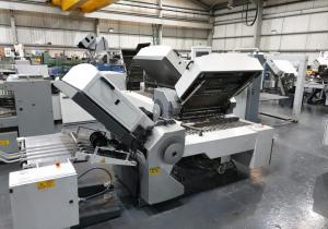 Heidelberg Stahl TH82-4.4.4 folding machine