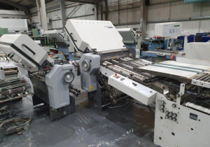 Heidelberg Stahl TH82-6.4.X folding machine