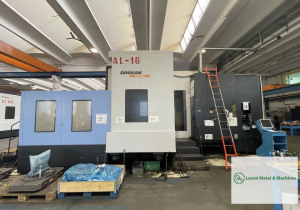 HORIZONTAL MACHINING CENTER, DOOSAN - HM 1250