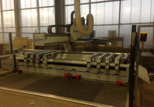 HOMAG OPTIMAT BOF 211 VENTURE 10 Wood CNC machining centre